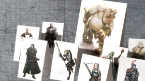 Featured paper minis