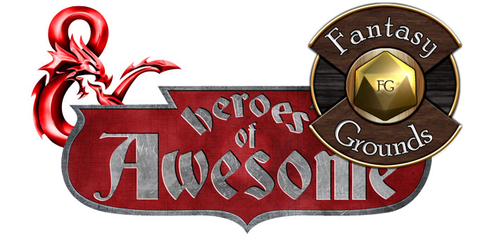 5th edition d d character creation in fantasy grounds the heroes